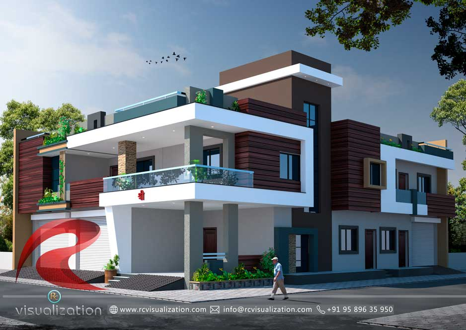 Commercial Buildings Gallery Rc Visualization Structural